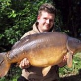 Josh Milner landed this 31lb mirror along with 5 other fish with 3 off the top on mixers.